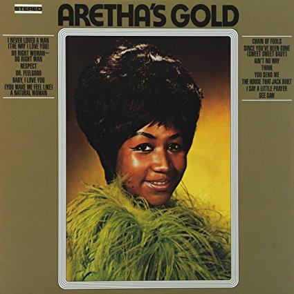 Music 3 – Aretha's Gold